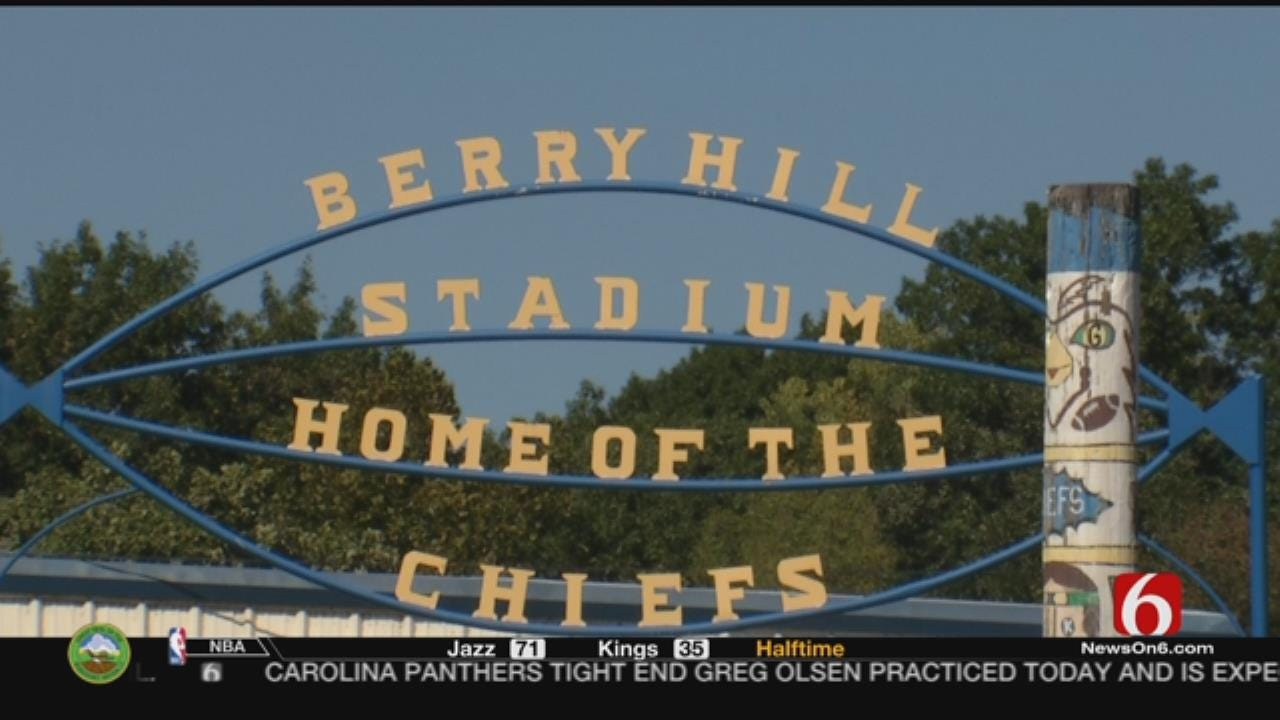 Game Of The Week Preview: Berryhill High School