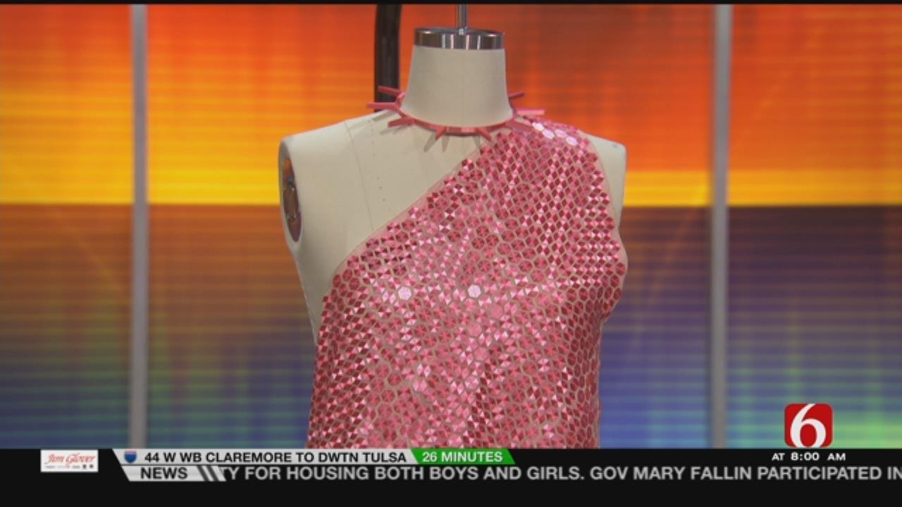 Local Designer Previews Pieces For Saturday's Runway Tulsa