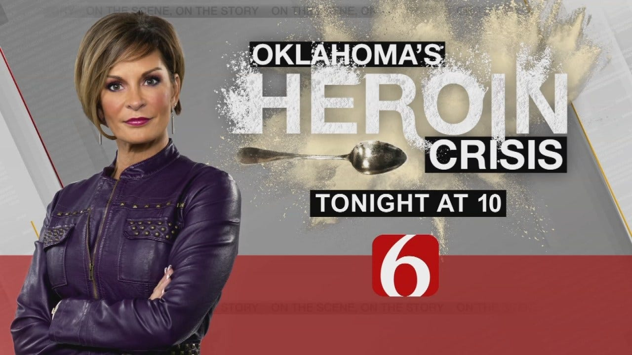 Tonight At 10: Undercover Heroin Deal