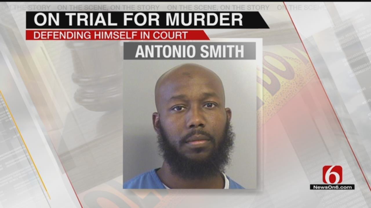 Tulsa Man Chooses To Represent Himself In Murder Trial