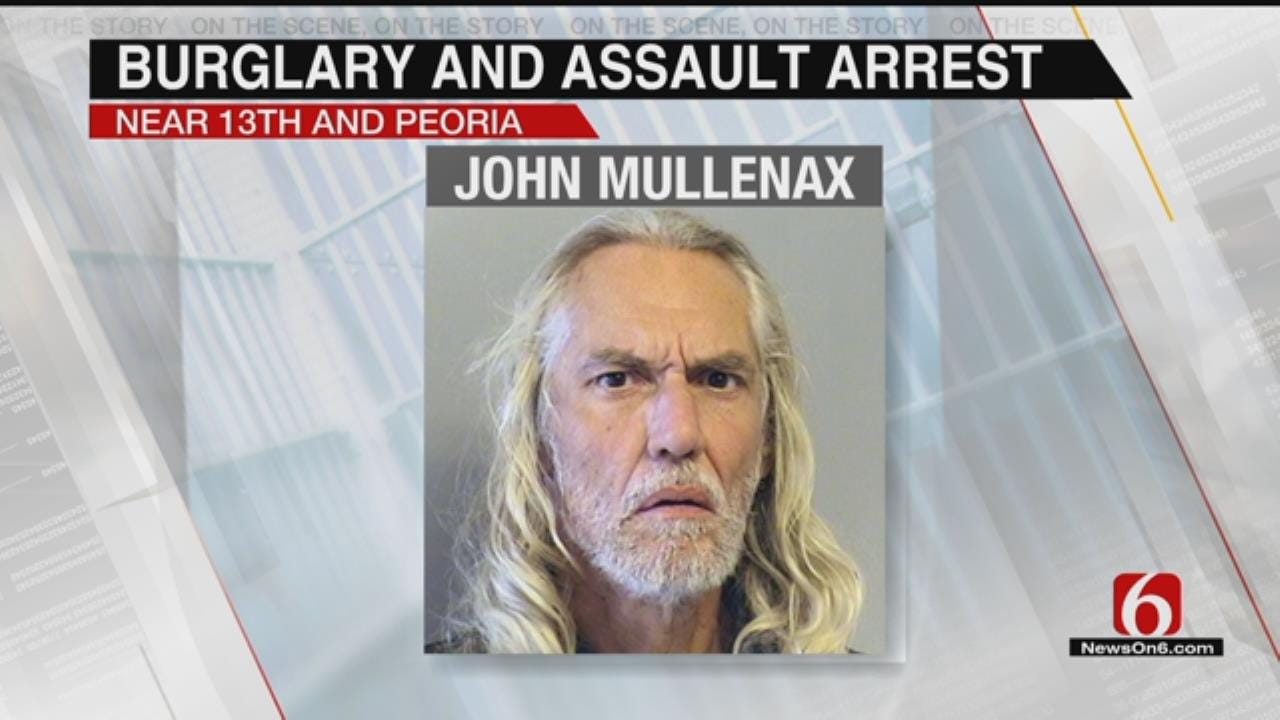 Police: Armed Man Threatens Tulsa Woman After Entering Her Apartment