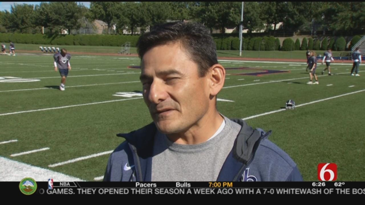 Game Of The Week Preview With Cascia Hall
