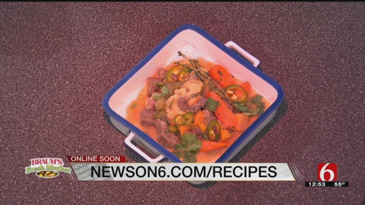 Sunday Soup And Dumplings