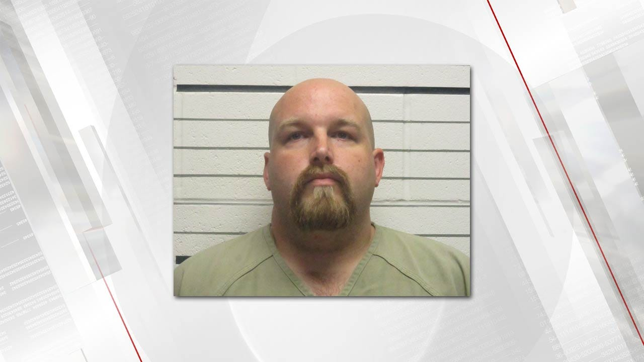 Mounds Man Accused Of Molesting 8-Year-Old Girl
