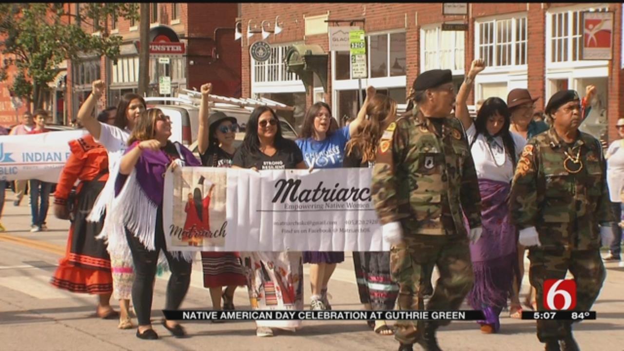 Tulsa Celebrates Second Annual 'Native American Day'