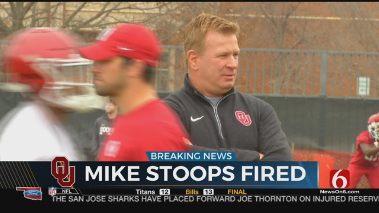 Mike Stoops Out as OU Defensive Coordinator