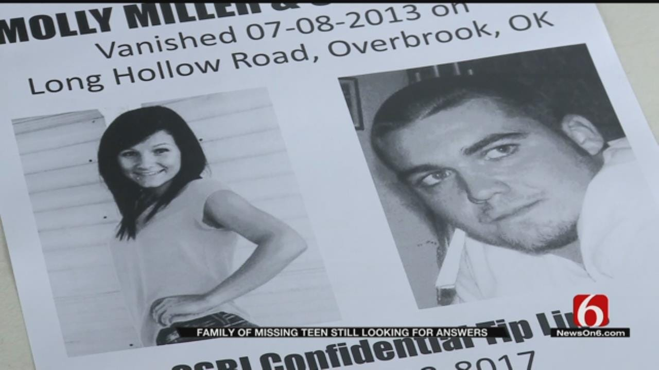 Love County Family Still Searching For Missing Woman