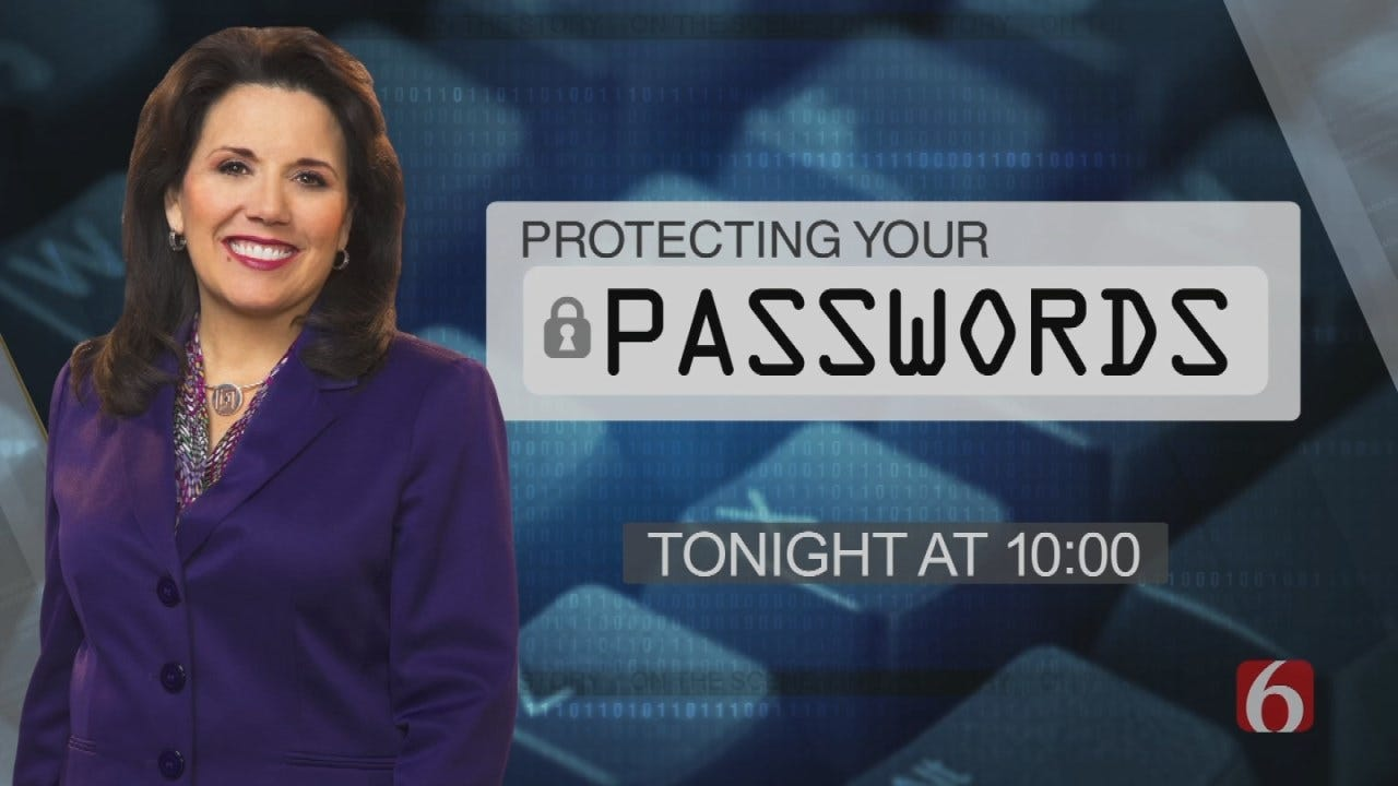 Tonight At 10: Don't Make It Easy For Internet Thieves