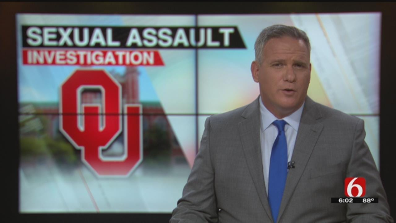 OU Investigating Possible Sexual Assault