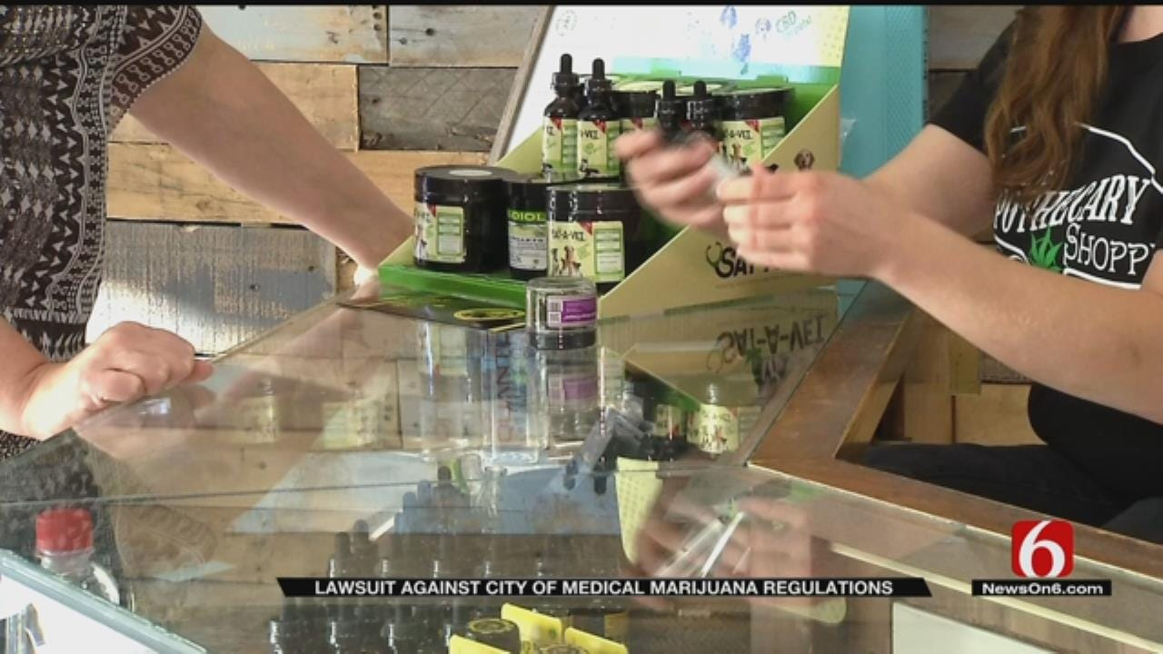 Tulsa Medical Marijuana Businesses Frustrated With Zoning Delays