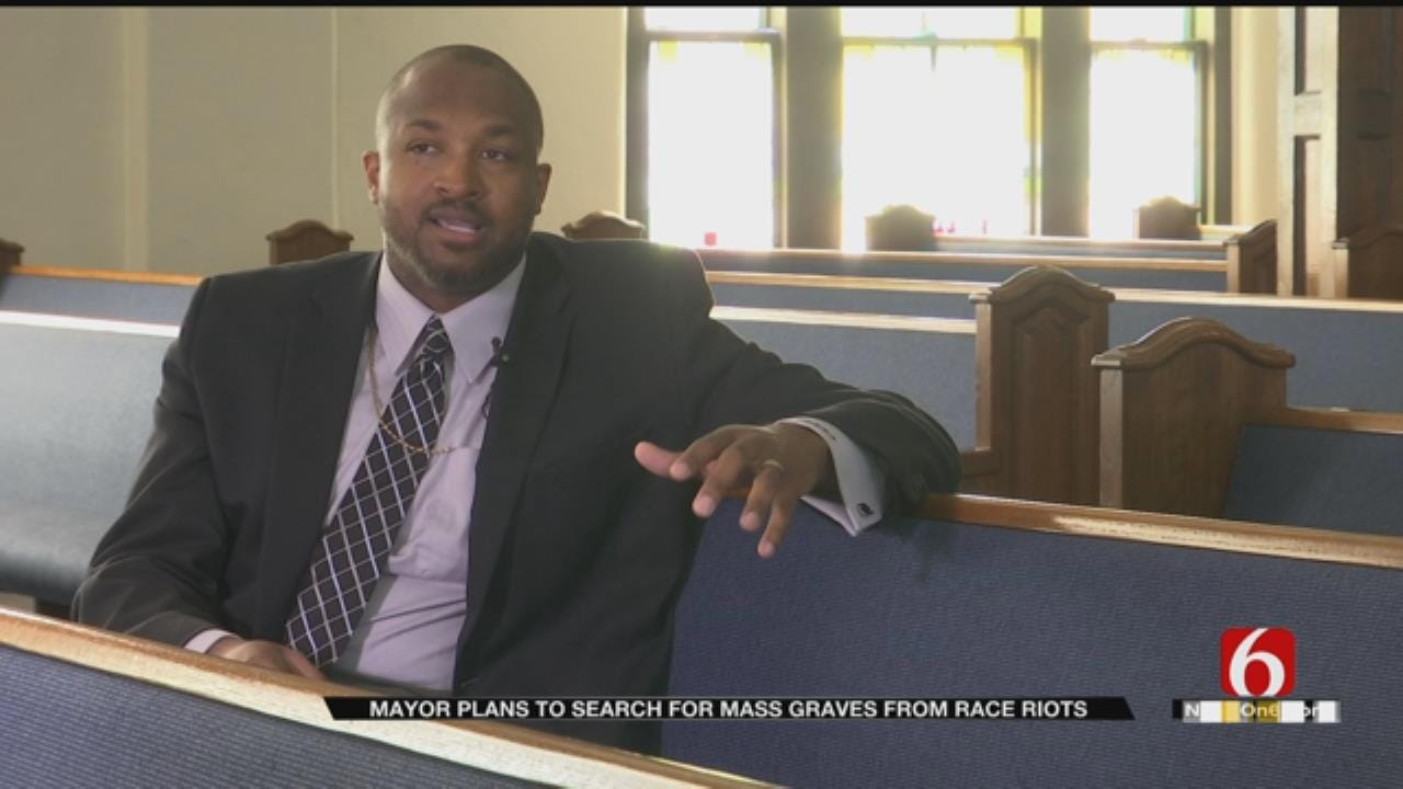 Tulsa Pastor Weighs In On 1921 Mass Grave Search