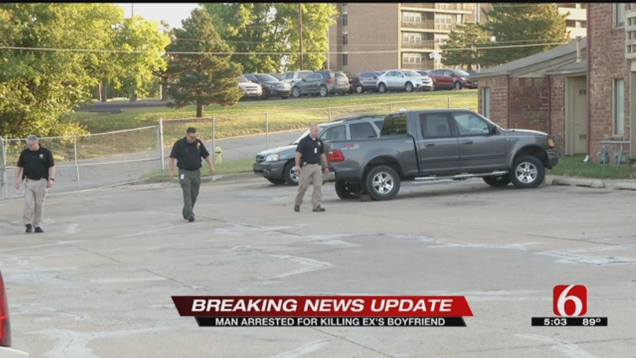 Tahlequah Man Arrested In Fatal Shooting At Tulsa Apartment Complex