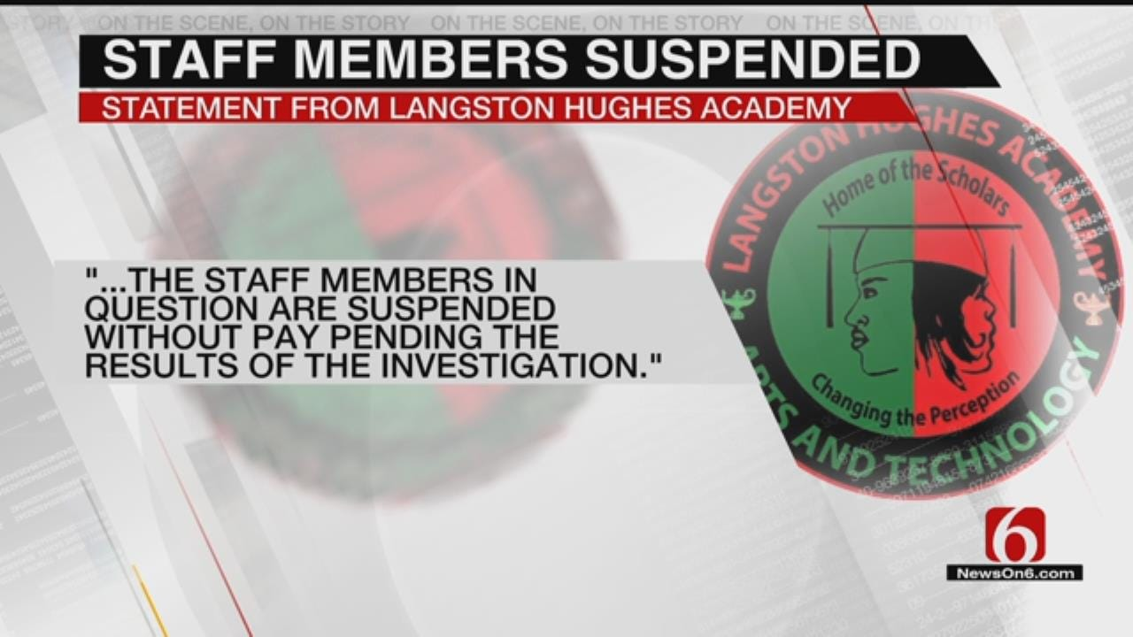 Langston Hughes Academy Staff Members Accused Of Inappropriate Behavior