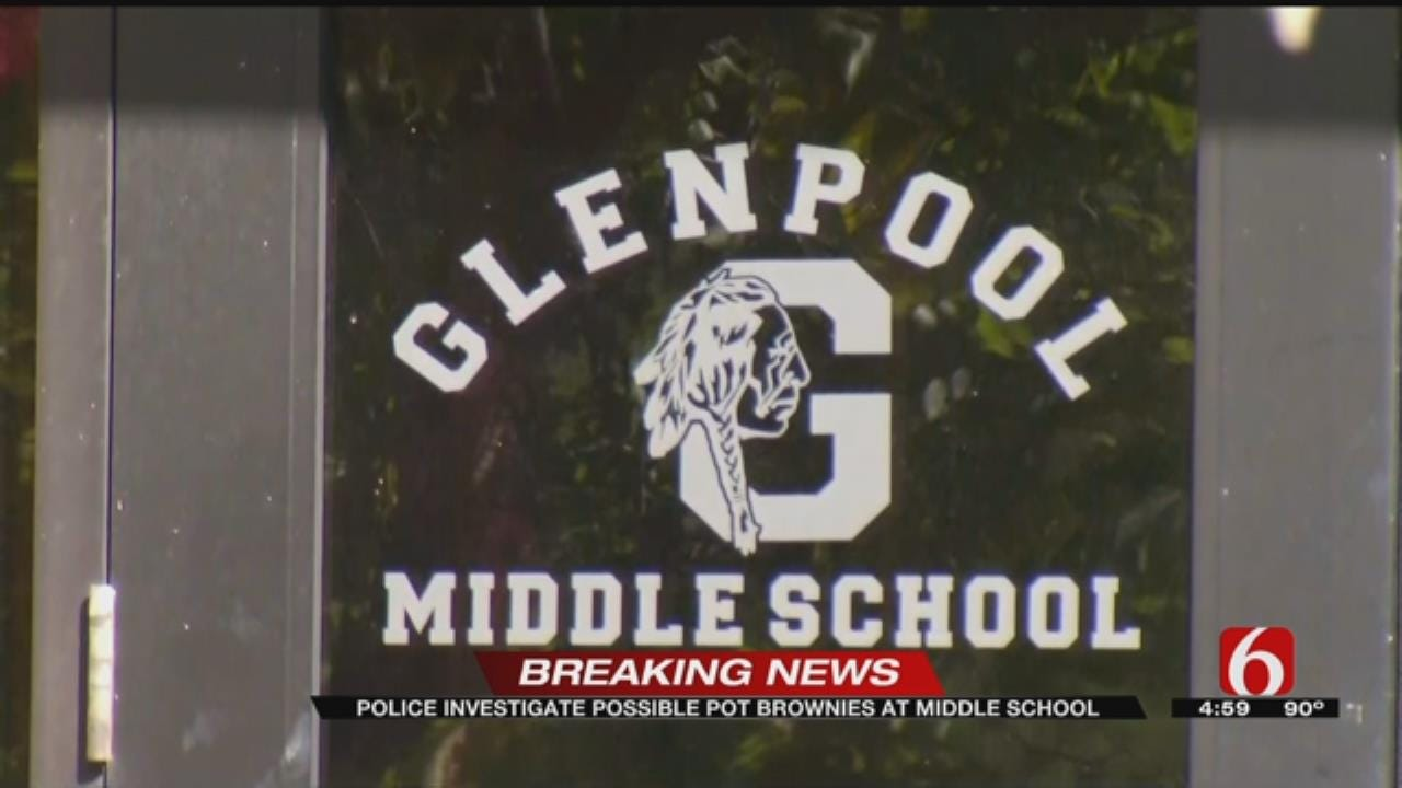 Glenpool Middle School Students May Have Eaten Pot Brownies