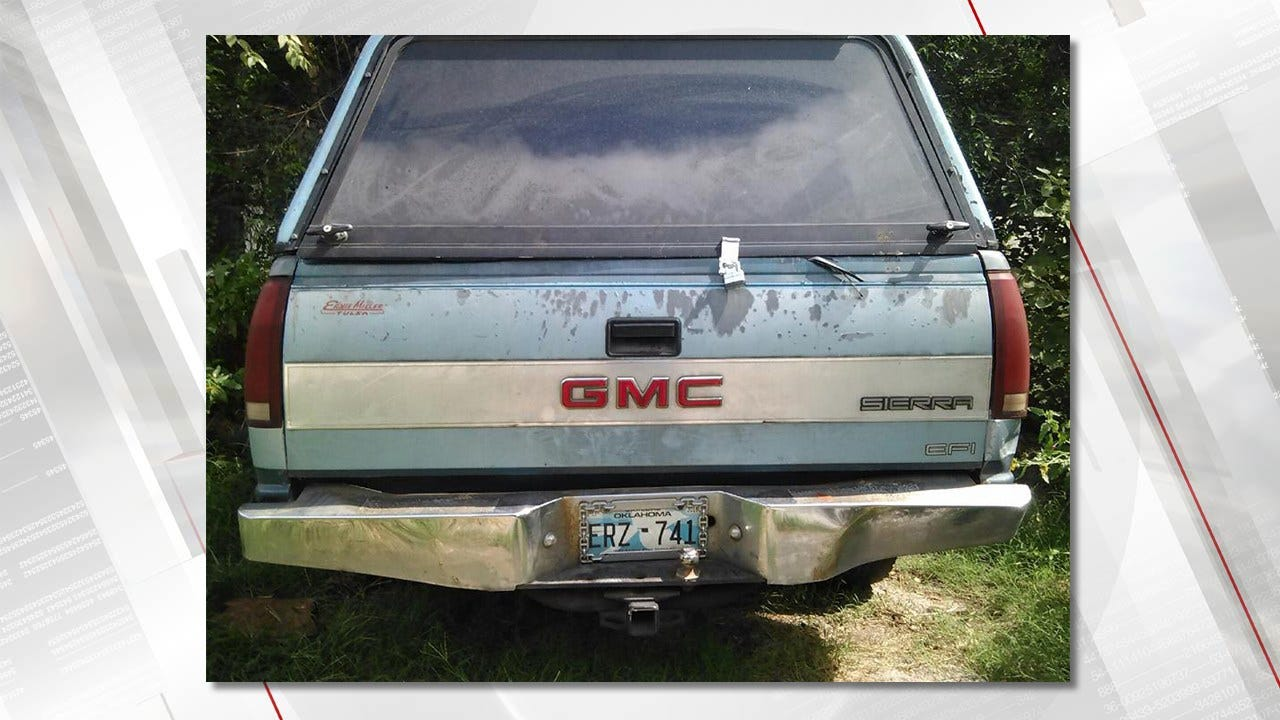 Sand Springs Woman Asking For Help Finding Late Husband's Stolen Truck