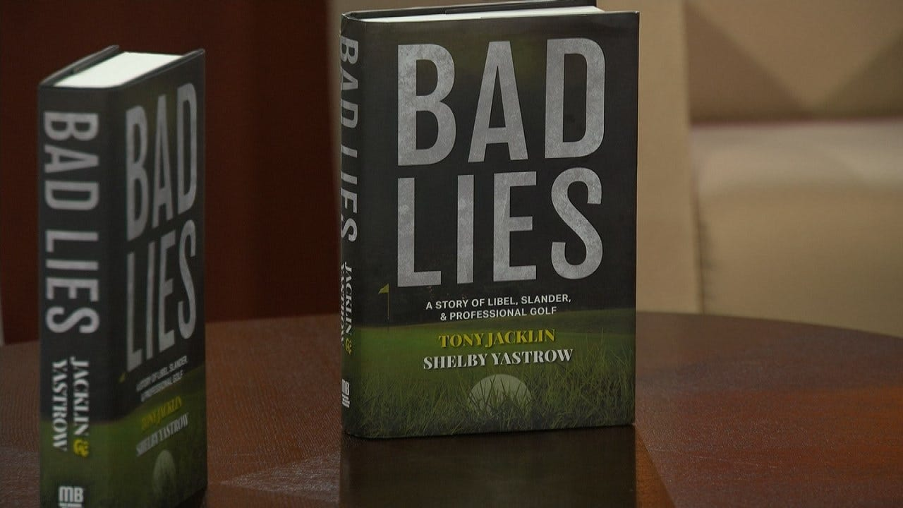 'Bad Lies' Novel Has Tulsa Ties, Author Says