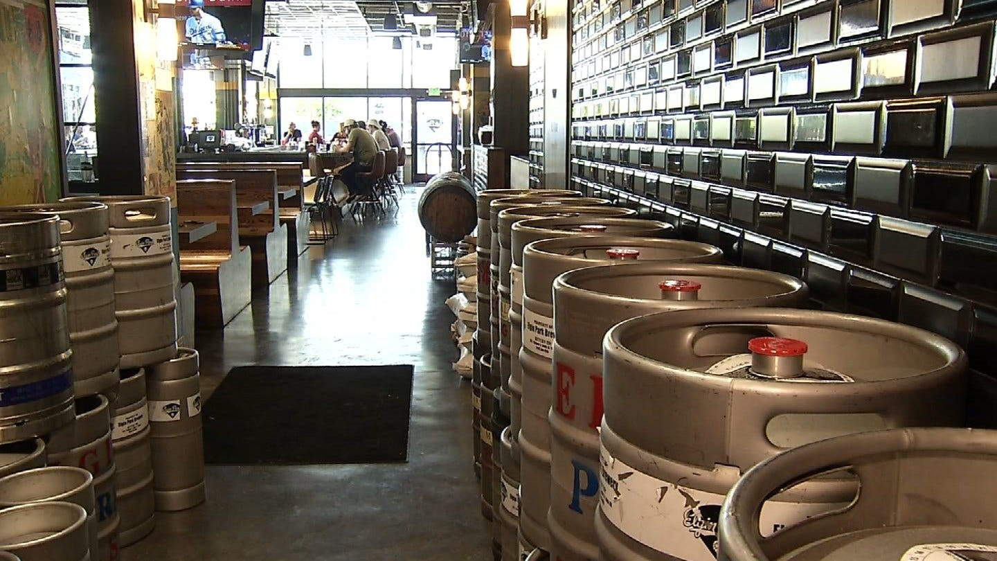 Brewpubs Adjusting To Changes Under New Liquor Laws