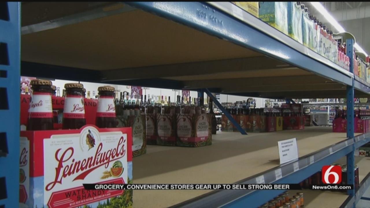 New Oklahoma Liquor Laws To Start Monday