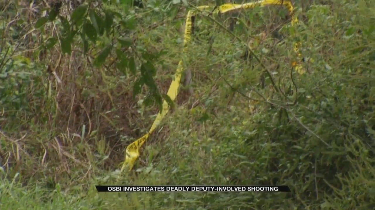 OSBI Investigating Deputy Involved Shooting In Okmulgee County