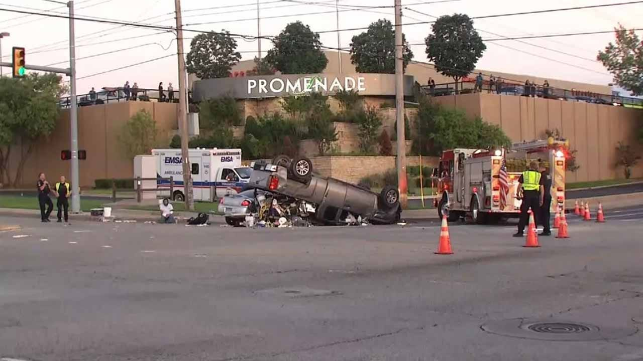 Charges Filed Against Driver Involved In Fatal Tulsa Crash