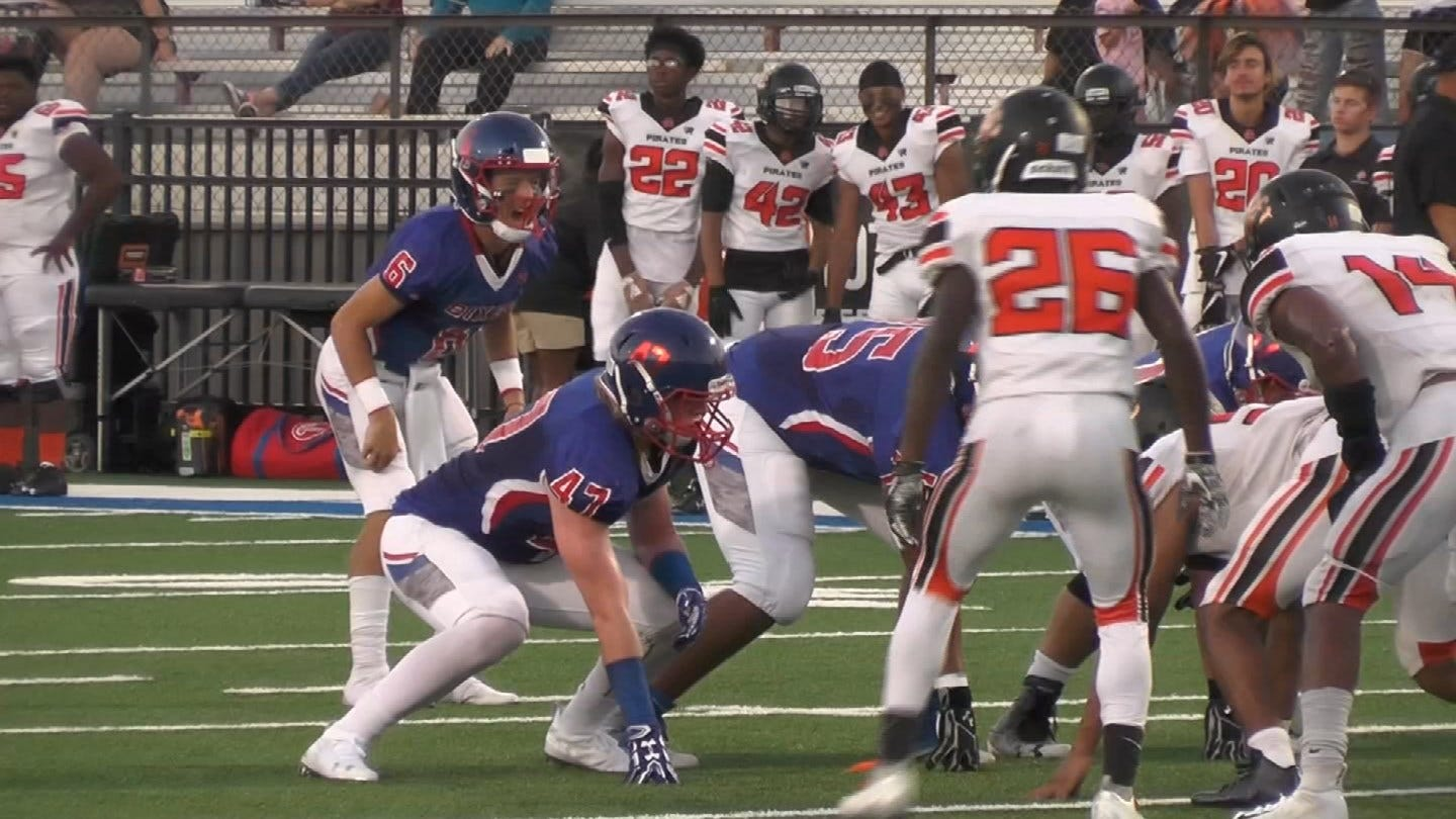 Bixby, Booker T Face Off This Week In Rematch Of State Title Game