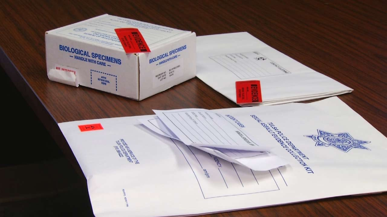 $1.5M Grant To Help TPD With Untested Rape Kits
