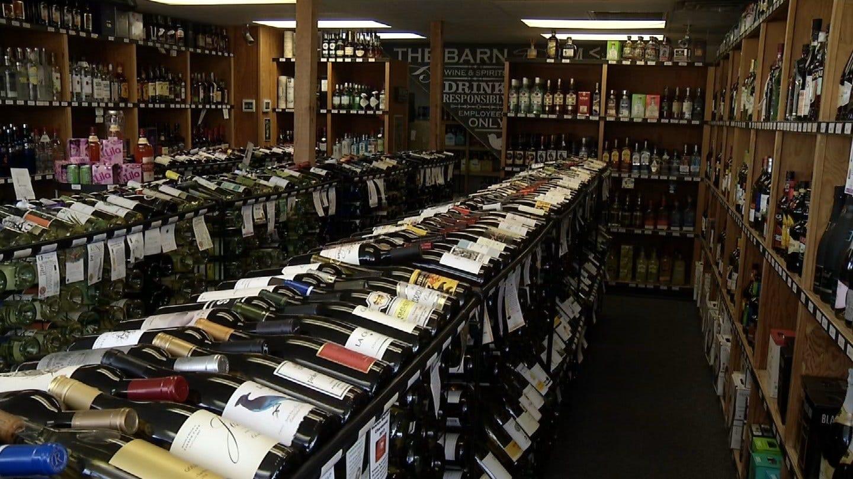 Liquor Stores Await New Laws Taking Effect Next Week