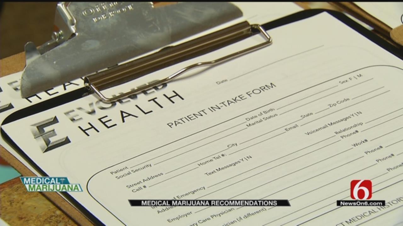 Oklahoma Doctors Explain How To Get A Medical Marijuana Recommendation
