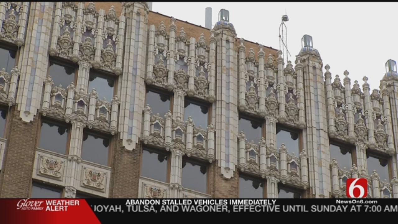 Developers Break Ground On Adams Hotel Renovation