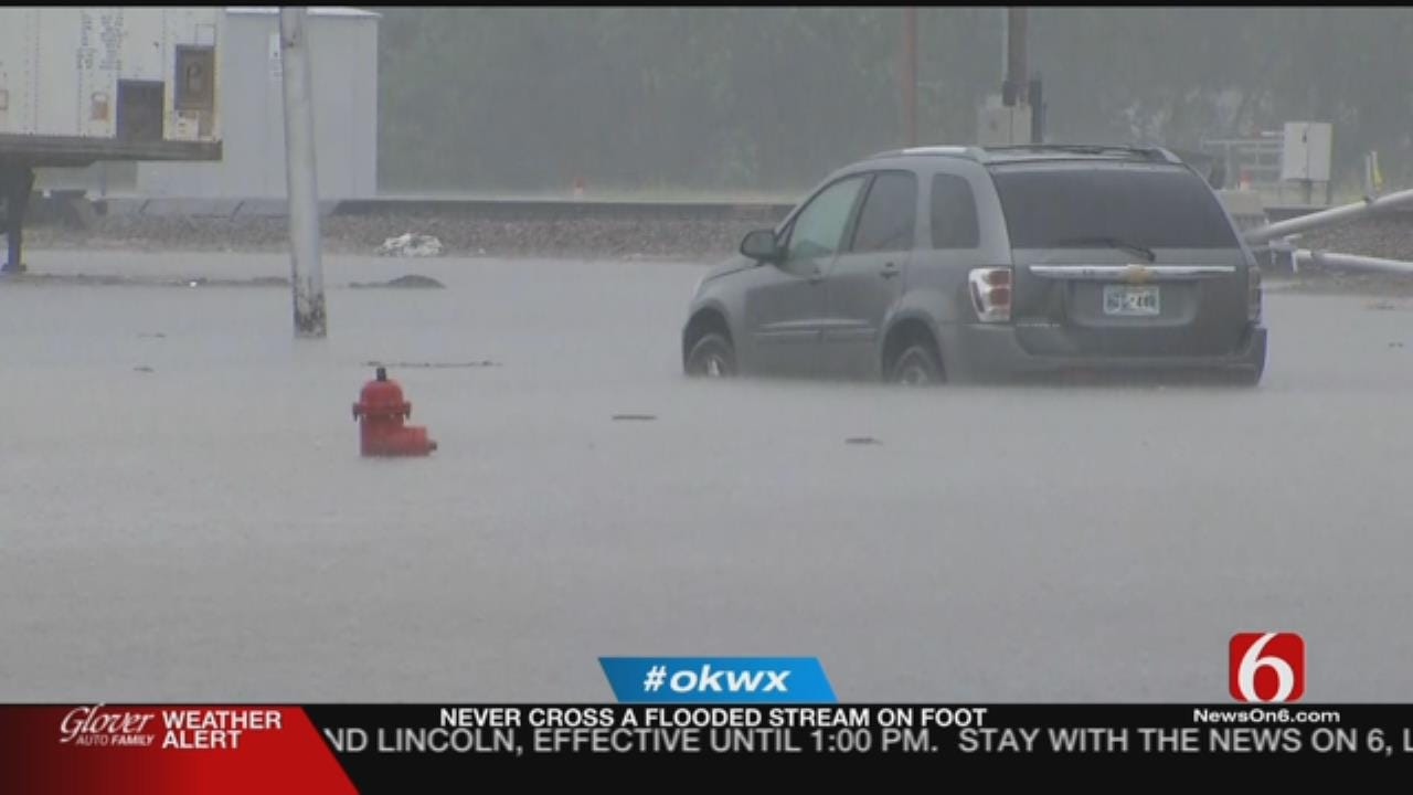 Wagoner County Sees Heavy Flooding In Some Areas