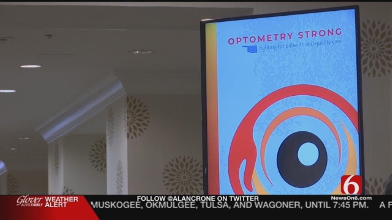 Oklahoma Eye Doctors Oppose Upcoming State Question