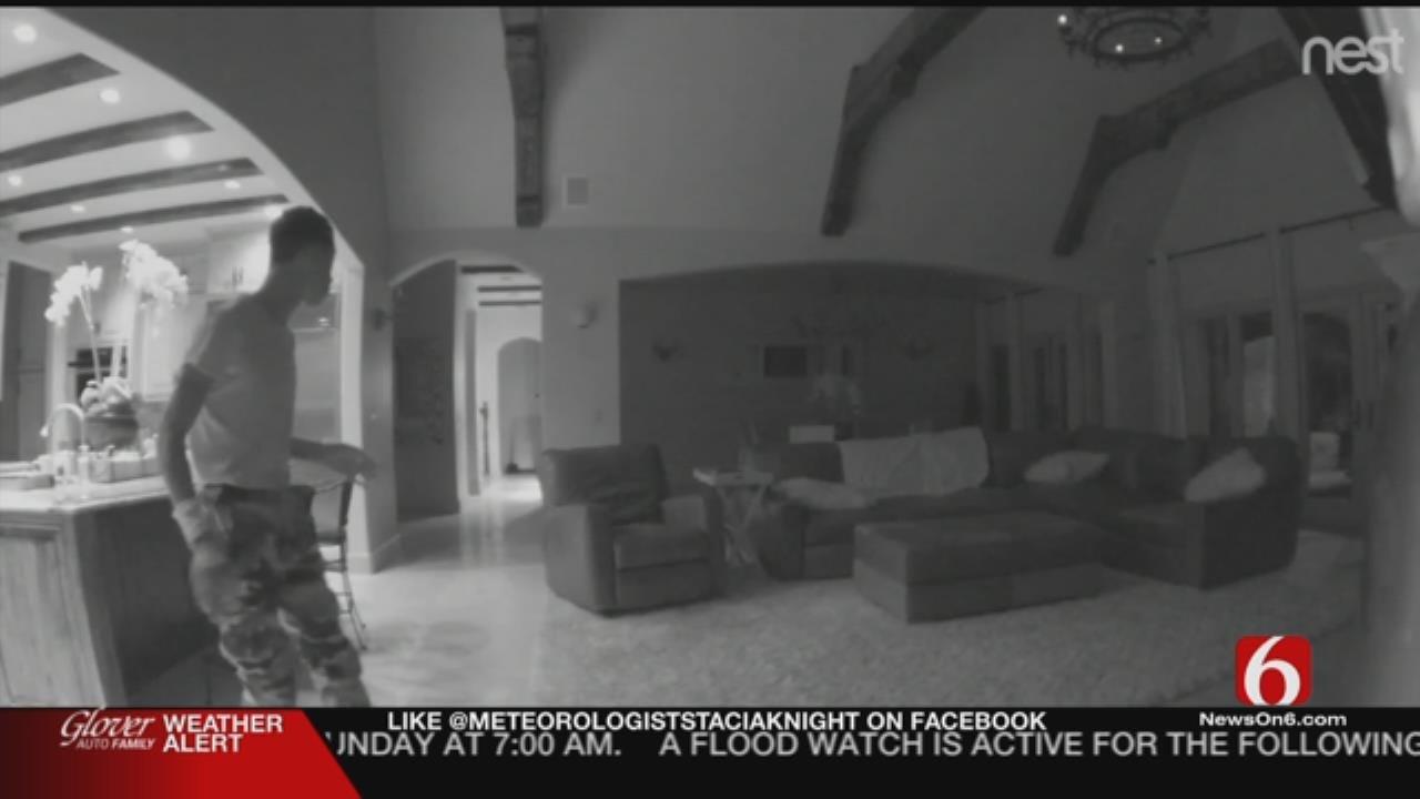 Police Connect Tulsa Teen To Several Crimes