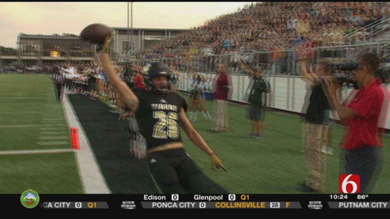 High School Football: Broken Arrow Defeats Jenks 28-13