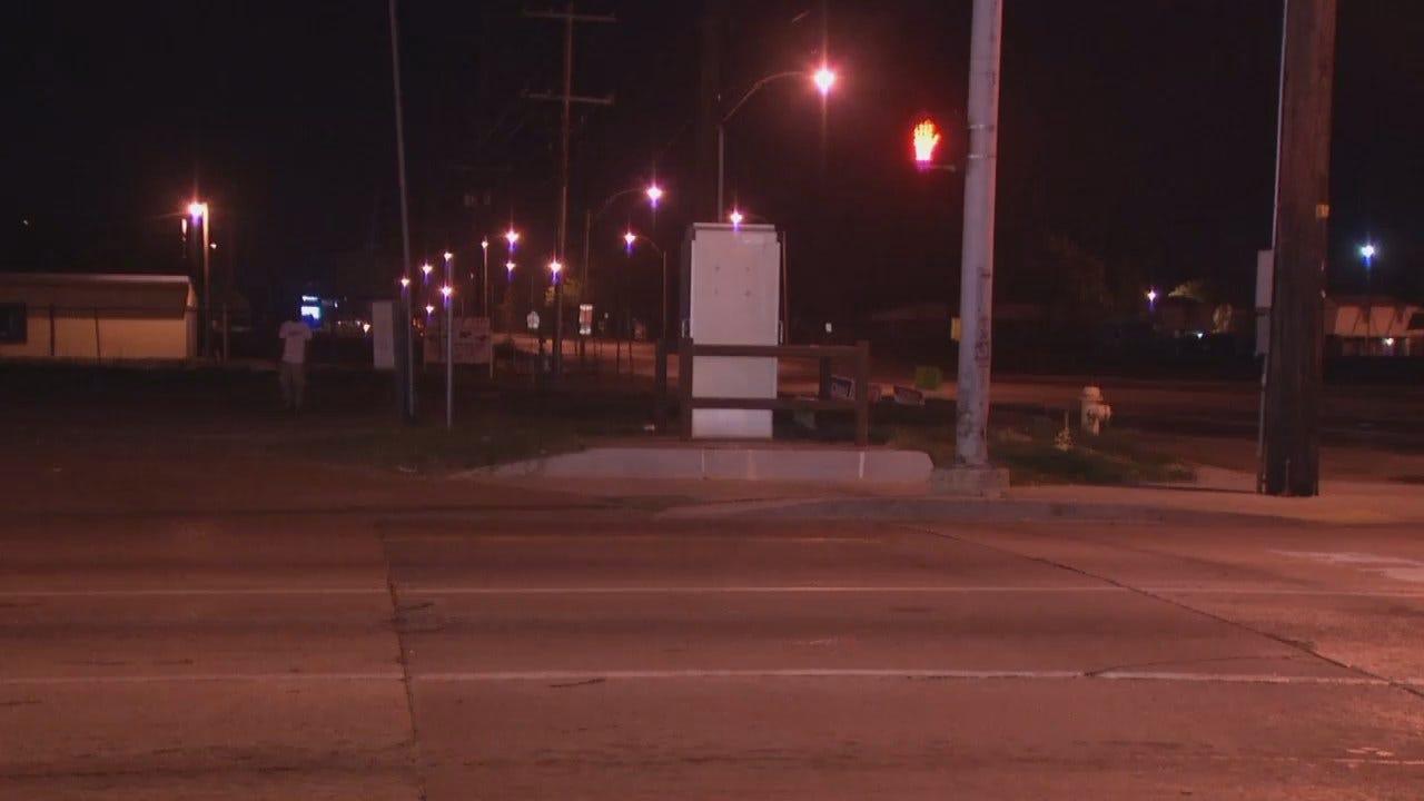 WEB EXTRA: Video From Scene Of Tulsa Screwdriver Assault