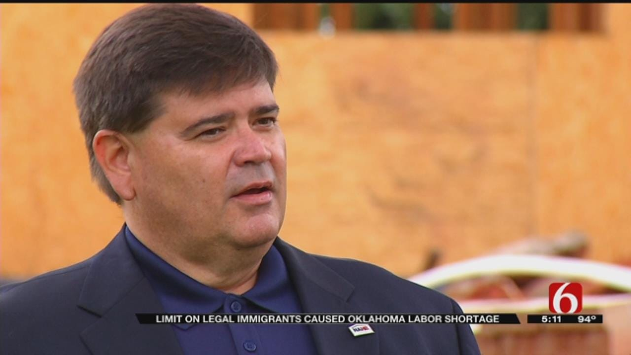 Business Leaders: Trump Immigration Policies Affecting Oklahoma Workforce