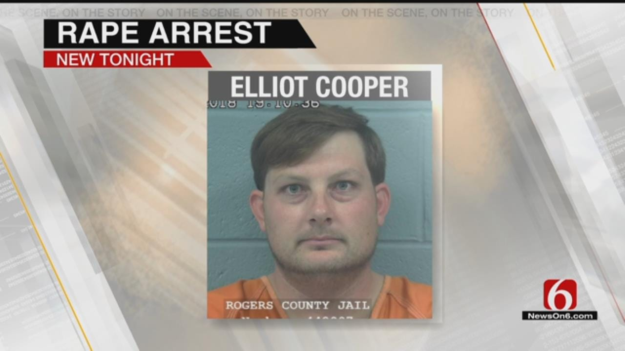 Rogers County Man Arrested For Rape