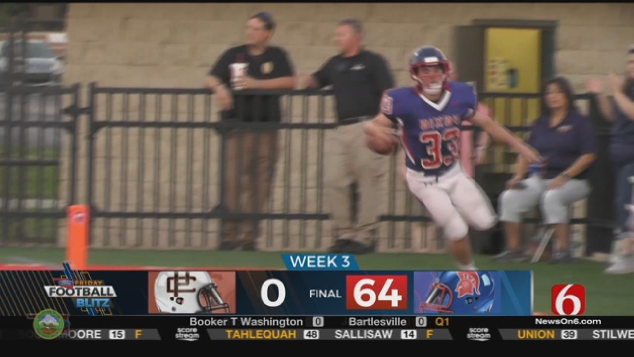 Friday Night Football: Bixby vs. Putnam City