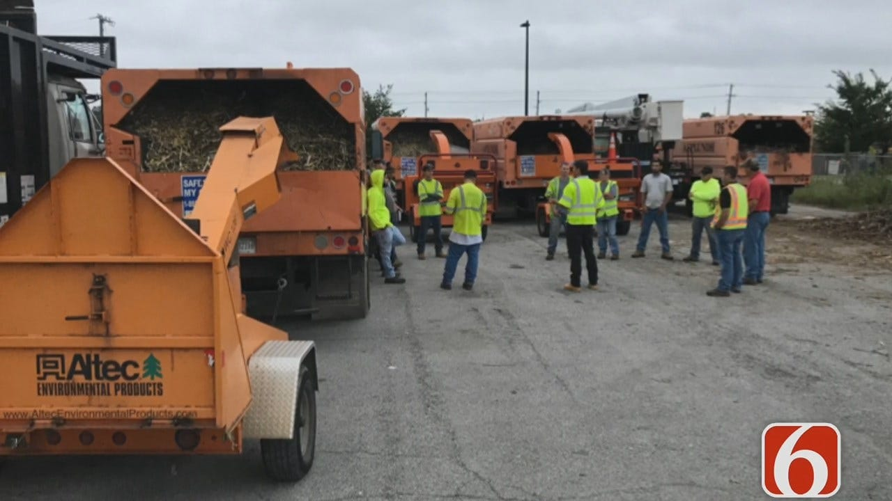 Dave Davis: Asplundh Headed To Help Florence Efforts