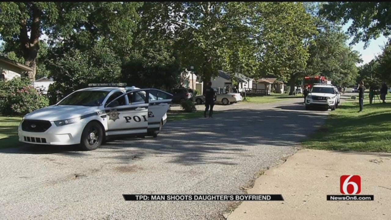 Tulsa Police Investigating After A Father Shoots His Daughter's Boyfriend
