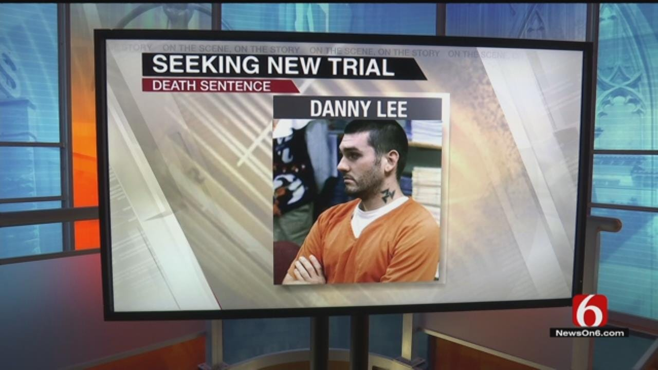Oklahoma Man Convicted Of Murder Requests New Trial