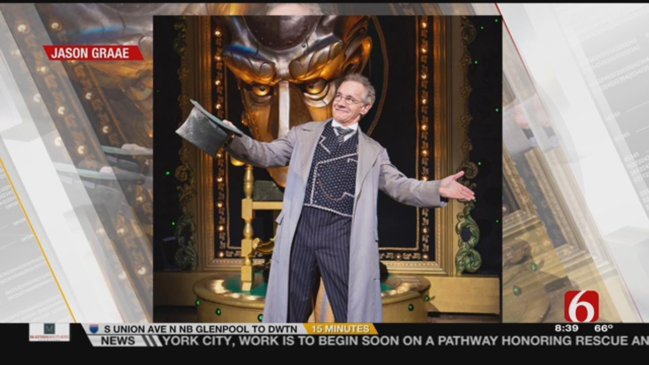 Wicked Cast Member Returns Home To Tulsa For Performance