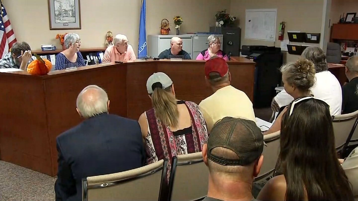Residents Frustrated by Talala's Financial Issues, Police Chief Calls For Audit