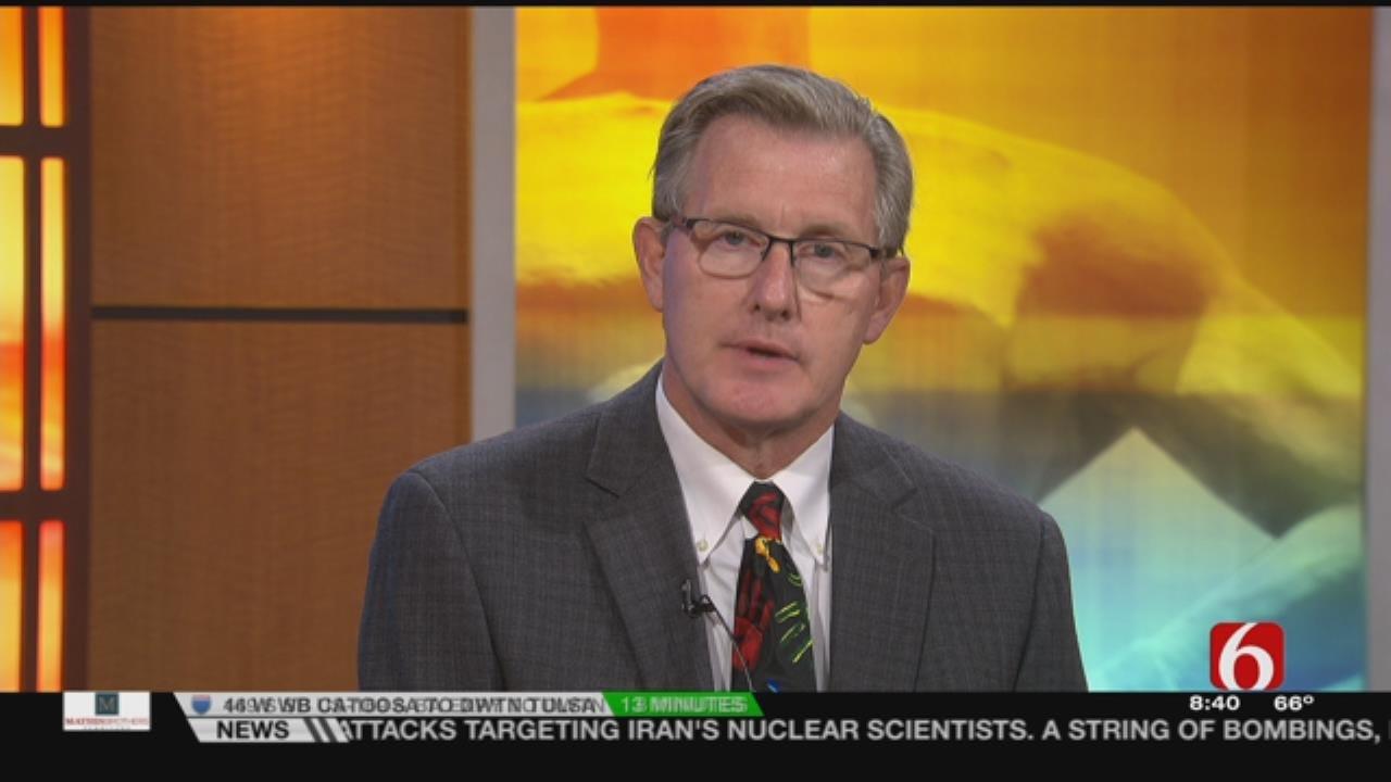 Tulsa Pediatrician: What Parents Need To Know About Meningitis