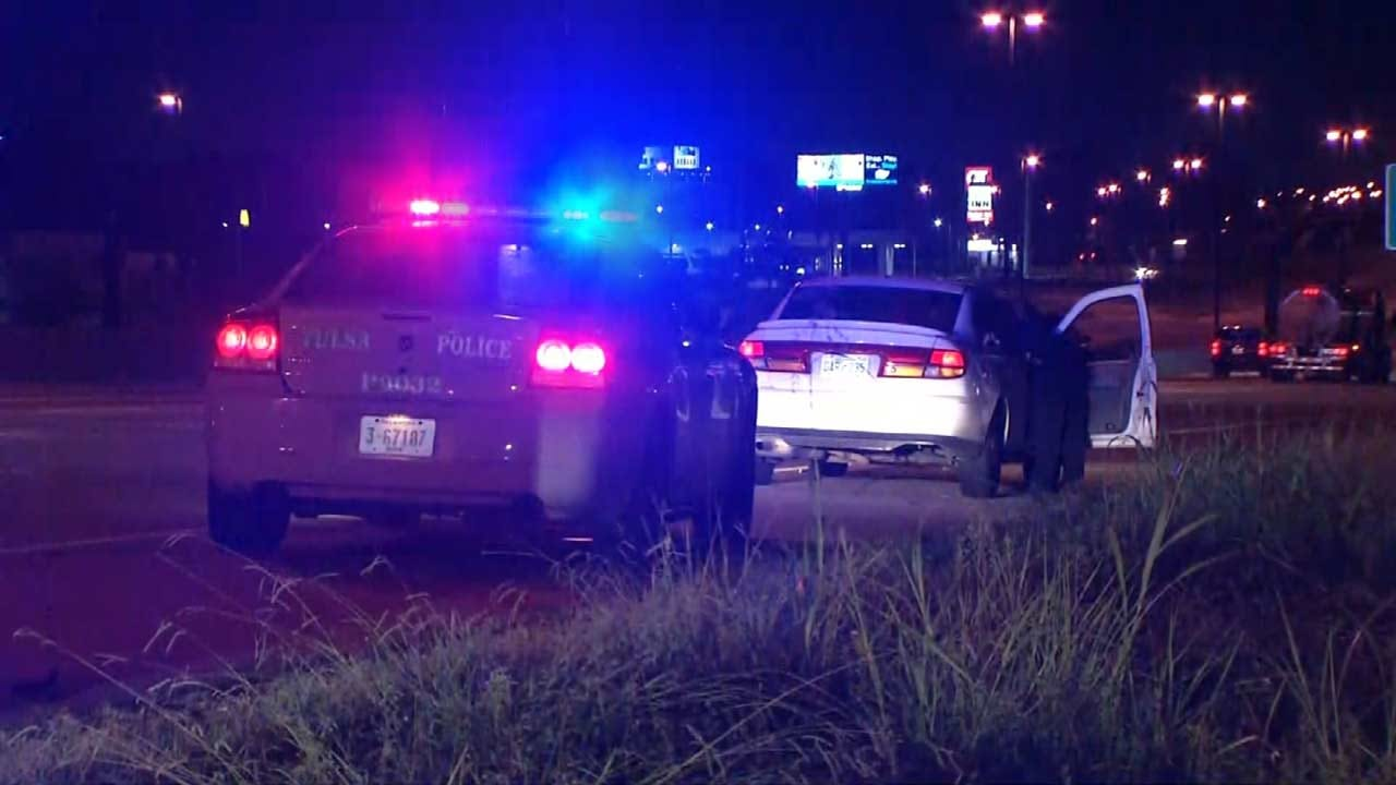 UPDATE: TPD Searching For Driver That Ran Across Interstate After Traffic Stop