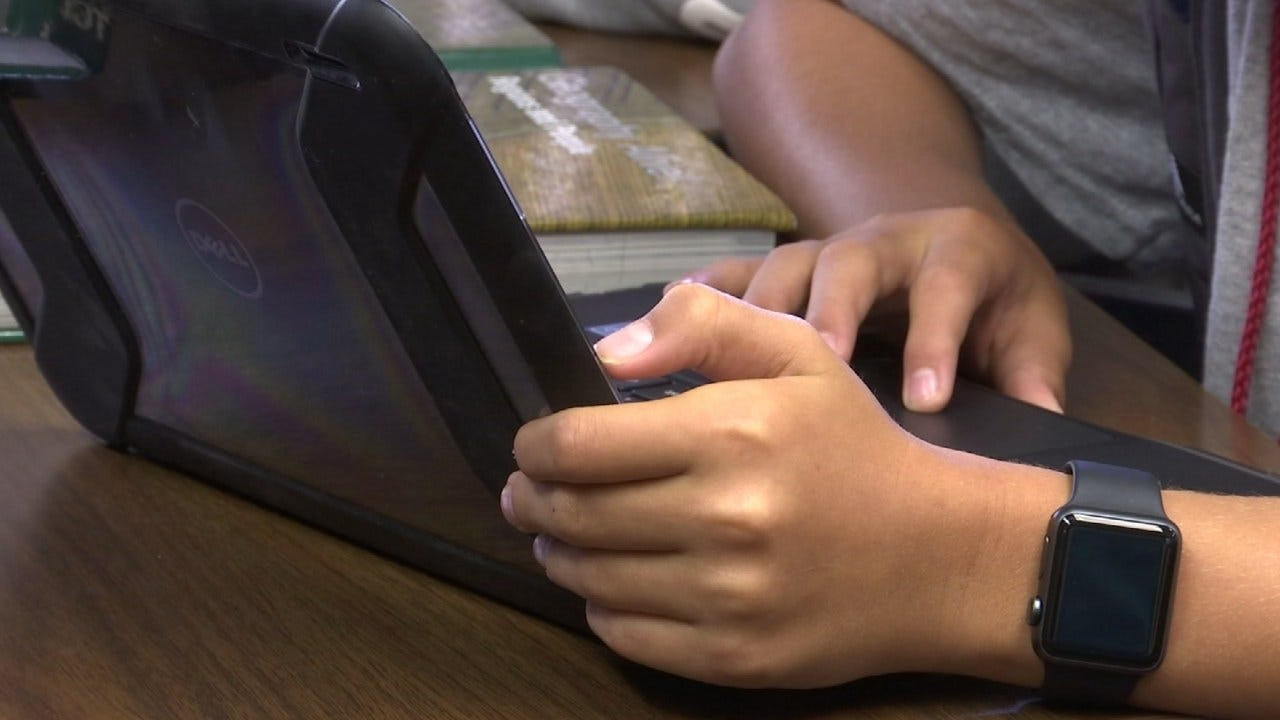 New App Lets Jenks Parents Monitor Online Activity Of Their Schoolchildren