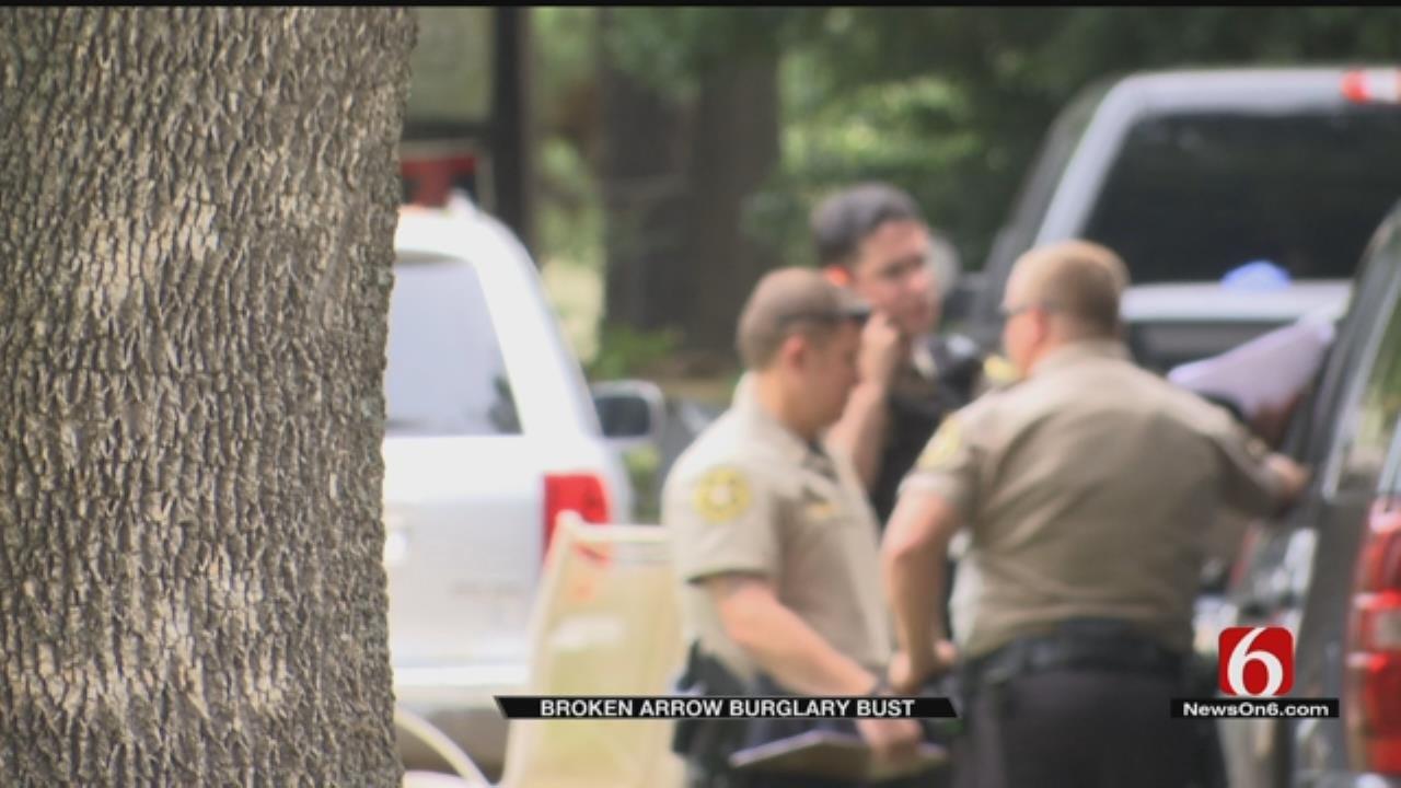 Power Washer Theft Leads Wagoner County Deputies To Burglary Bust