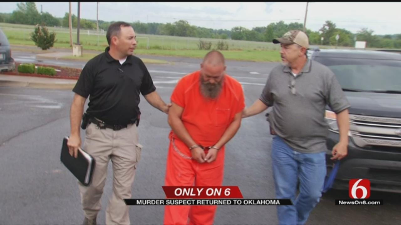 Man Admits Killing Father Of Sequoyah County Sheriff, Deputies Say