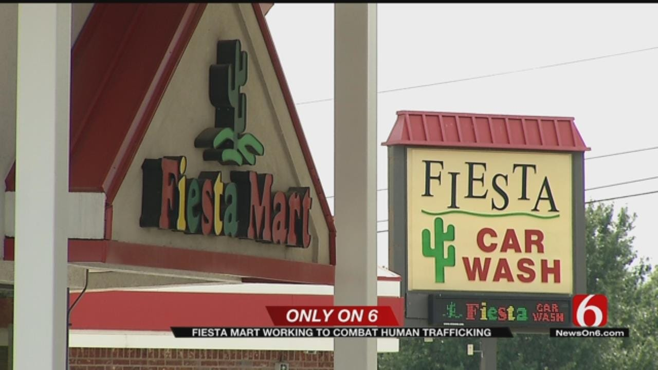Green Country Convenience Store Helping Fight Human Trafficking