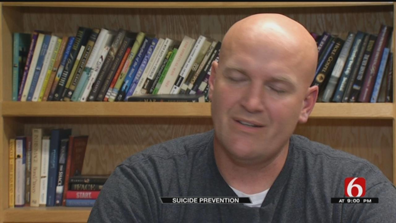 Green Country Pastor Reaching Out After Skiatook Teen Commits Suicide