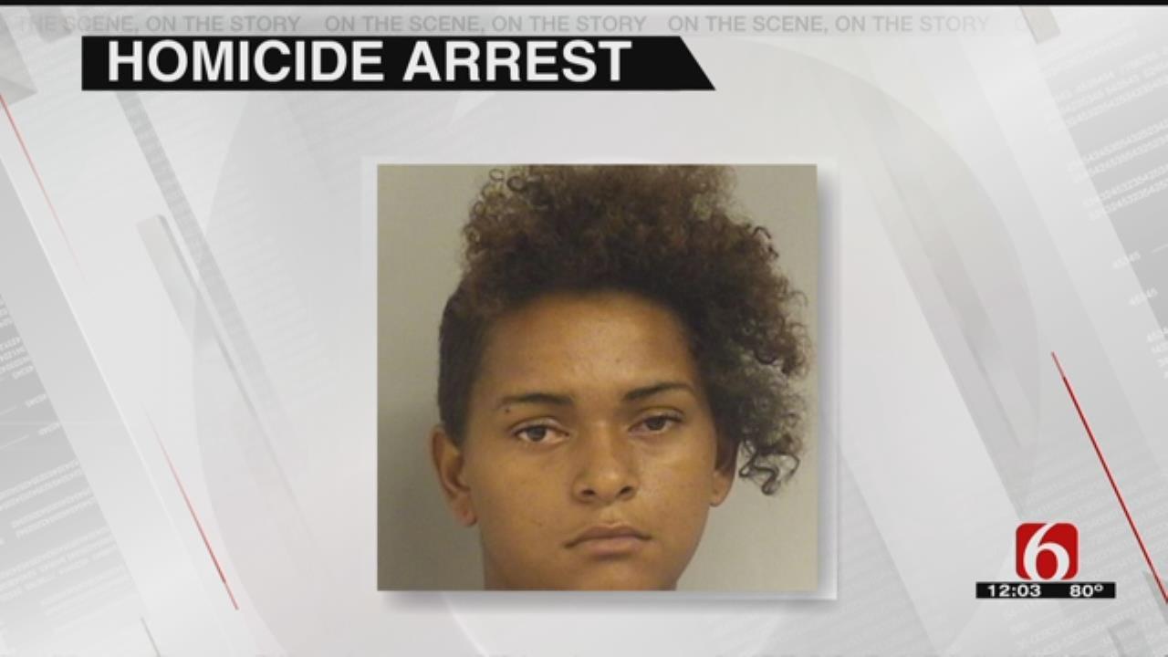 Woman Arrested In Tulsa Motel Homicide